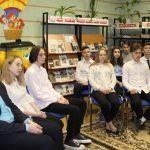 Участники мероприятия - ученики МБОУ СОШ №9